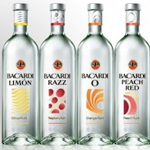 bacardi gold silver select